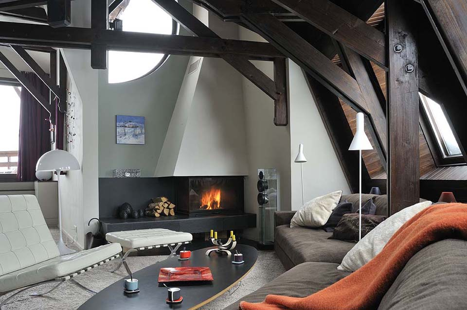 The finest chalets - France Montagnes - Official Website of the ...