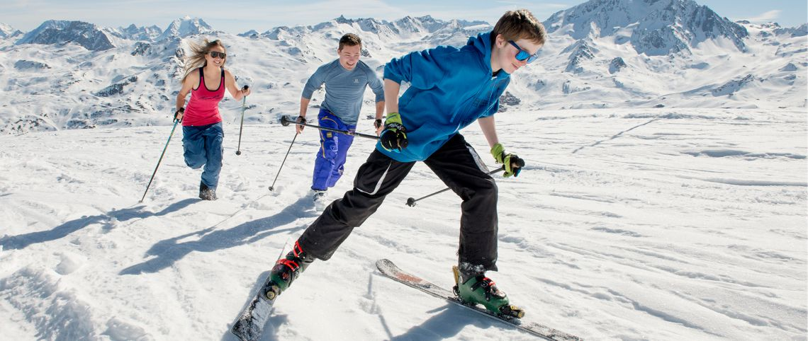 Image result for go skiing