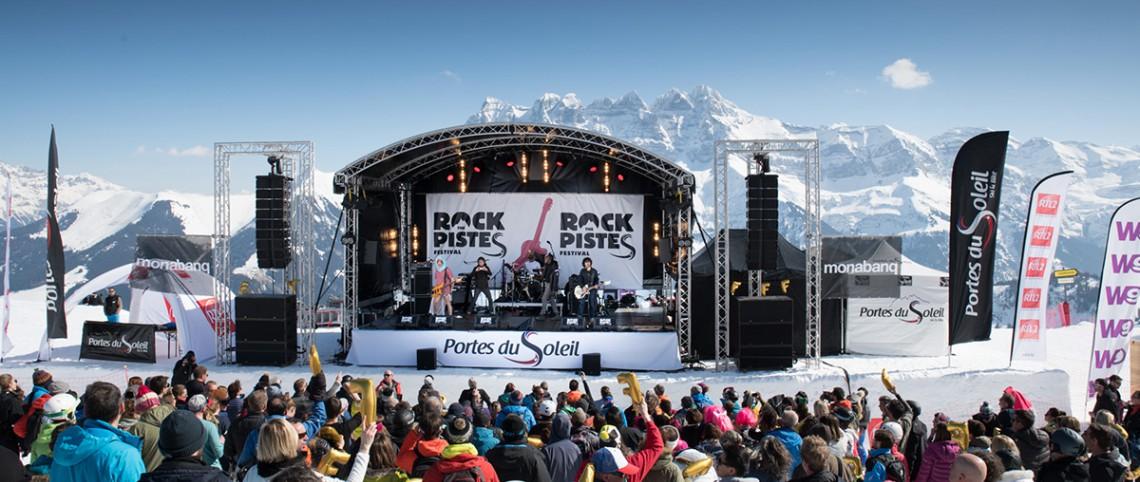 ski in france music festivals over the winter season 2018. Black Bedroom Furniture Sets. Home Design Ideas