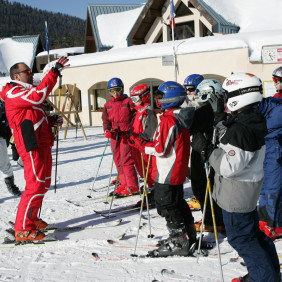 Cours collectifs : Ski alpin