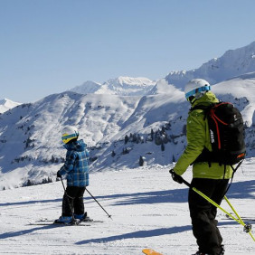 Ski area improvements