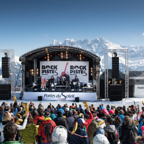 Ski in France: music festivals over the winter season 2018 - 2019