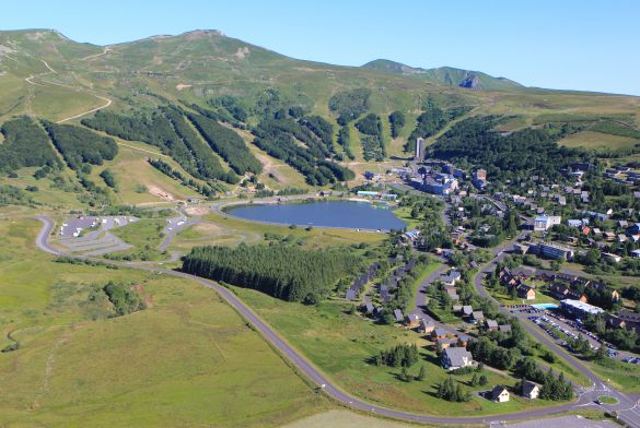 OFiice de Tourisme du Sancy