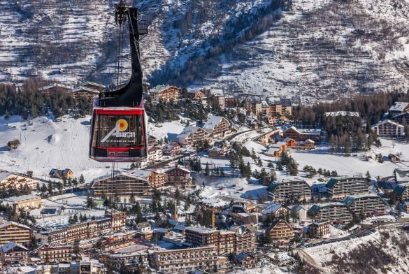 Auron France Montagnes Official Website Of The French