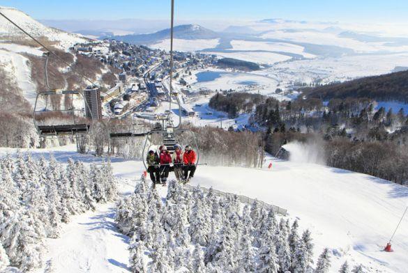 Besse super besse france montagnes official website of the french ski resorts - Office du tourisme super besse ...