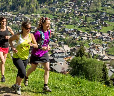 5 top tips for trail running