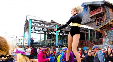 Skiing into Spring events calendar