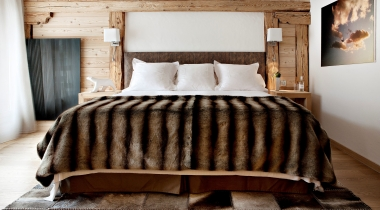 Luxury hotels in ski resorts