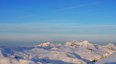 Skiing: 10 exceptional high-altitude panoramic views