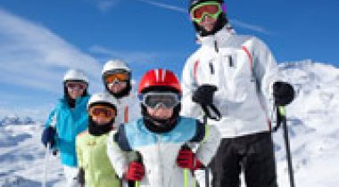 A family ski holiday for less